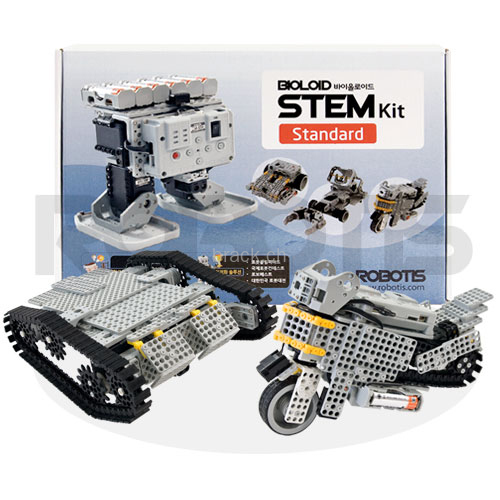 Робот конструктор ROBOTIS BIOLOID STEM Standard