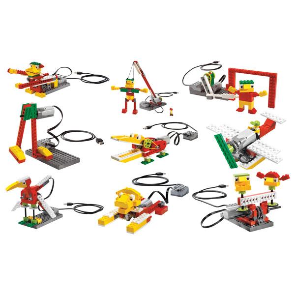 Lego education инструкция скачать