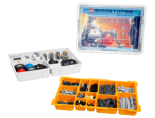 Робот конструктор LEGO Mindstorms Education NXT 2.0