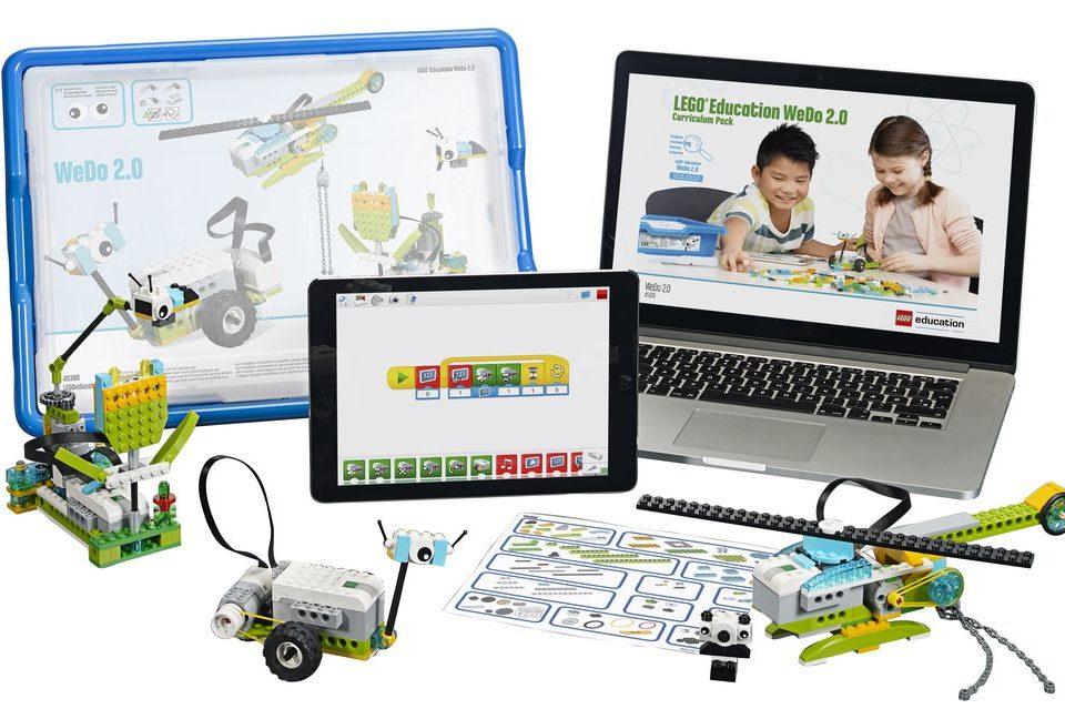 LEGO Education WeDo 2.0 базовый набор