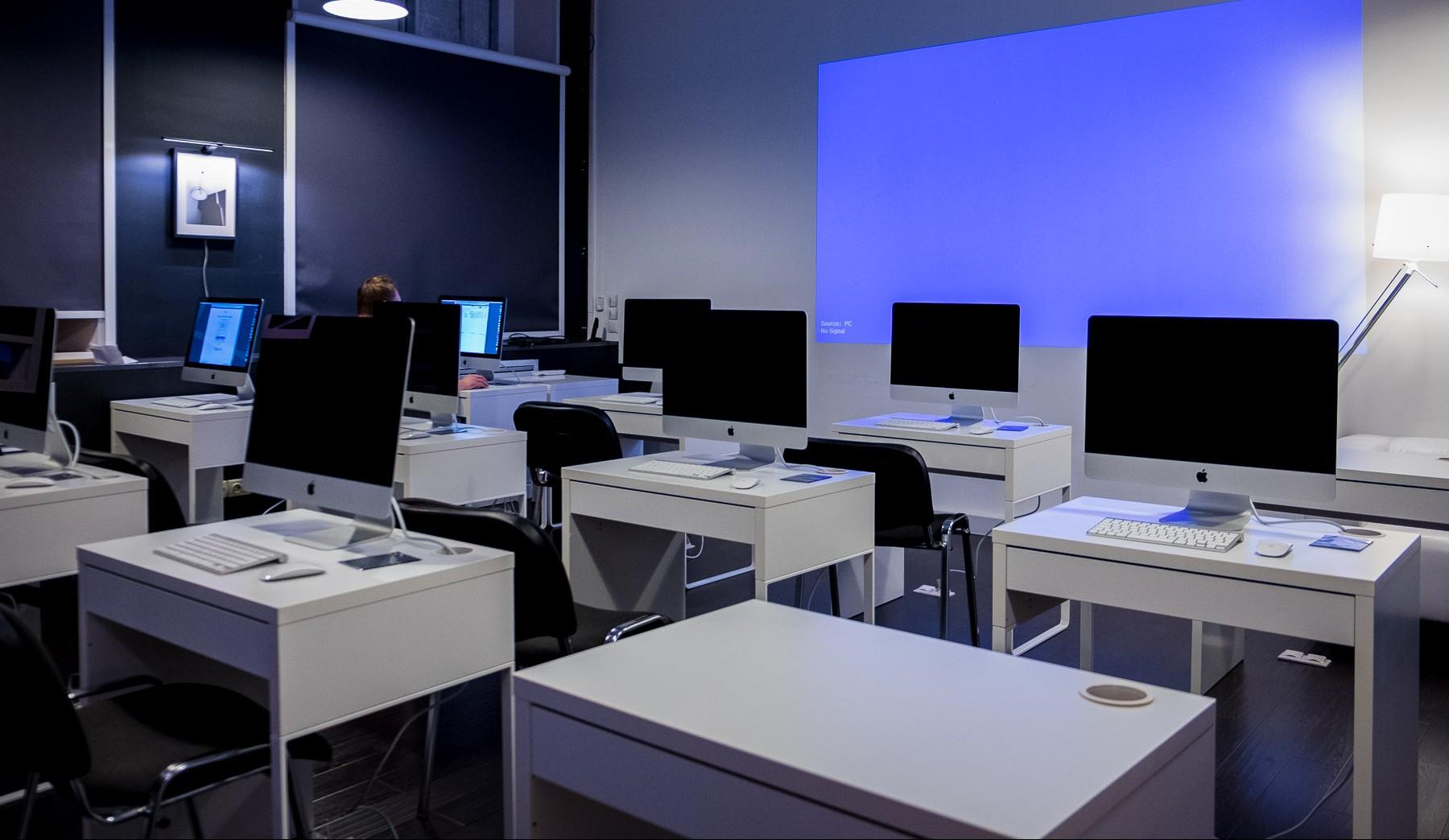 Компьютерный класс. Компания ITL Минск Беларусь