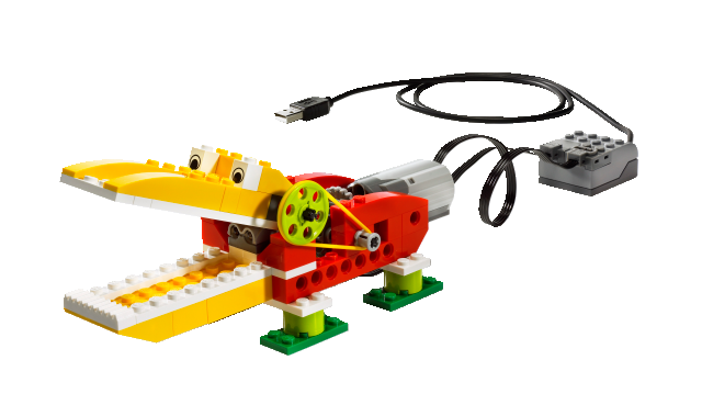 Робот конструктор LEGO Education WeDo