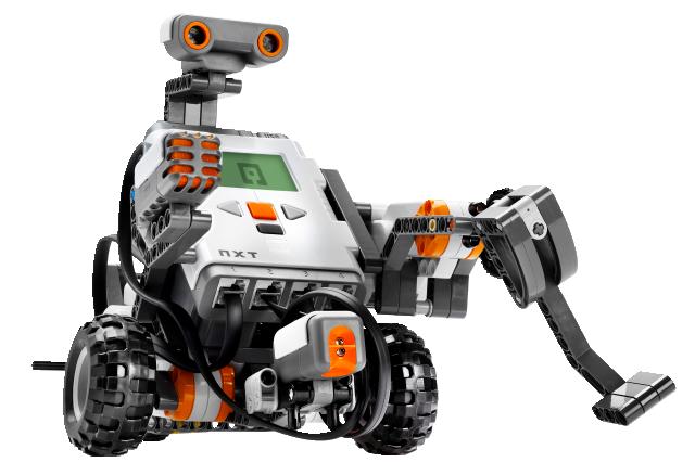 Робот конструктор LEGO Education Mindstorms NXT 2.0 – базовый набор ...