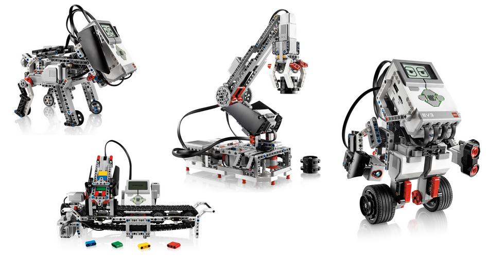 Робототехника на базе конструктора LEGO MINDSTORMS EV3