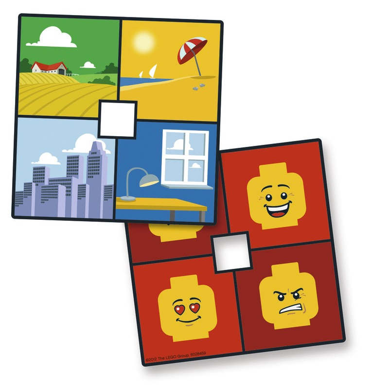 Конструктор Lego StoryStarter – Построй свою историю, базовый набор ...