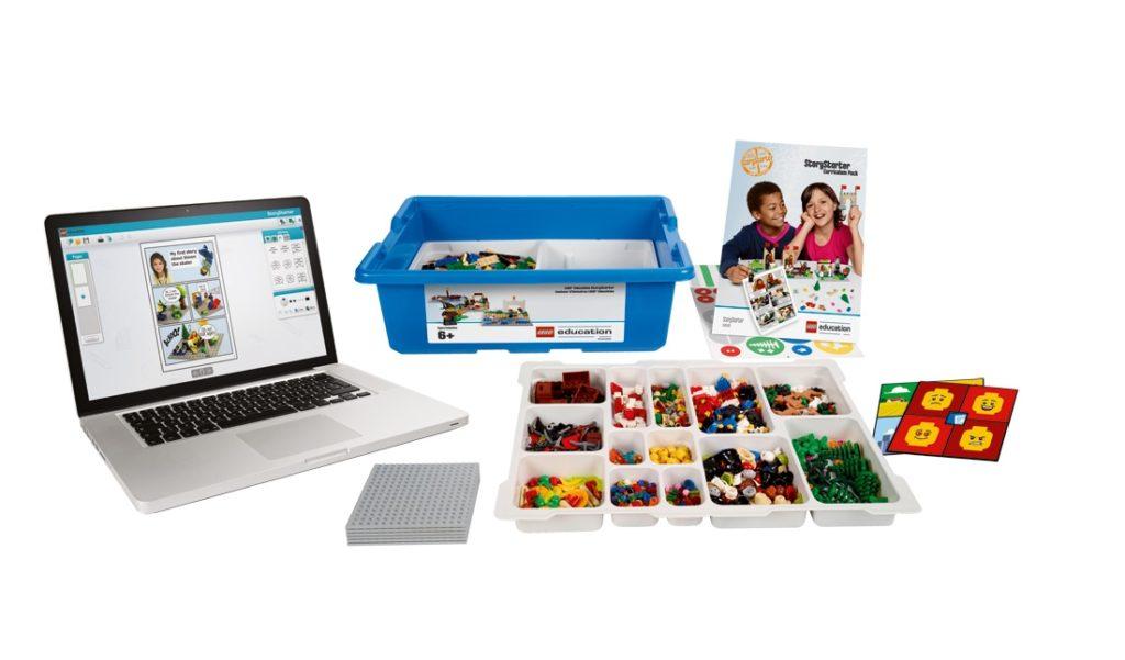 Конструктор Lego StoryStarter - Построй свою историю, базовый набор 45100